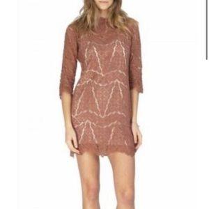 Gentle Fawn Lace Dress